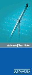 Antenne|Verstärker - Schwaiger