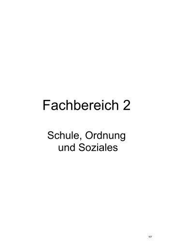 Fachbereich 2 - Gemeinde Schwalmtal