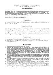 Satzung über die Erhebung einer Zweitwohnungssteuer - Schwangau