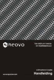 Handleiding - AG Neovo Service Website