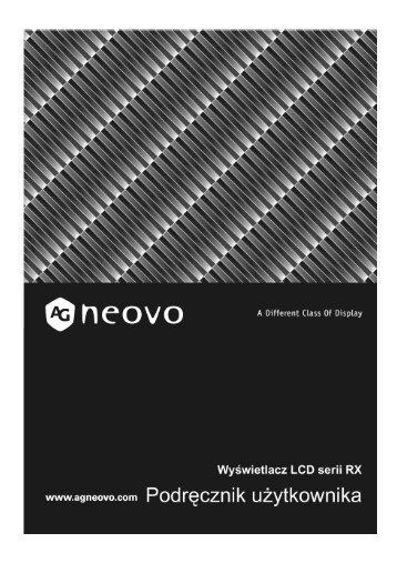 Untitled - AG Neovo Service Website