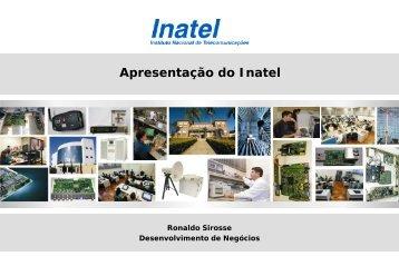 Apresentação do Inatel - IPD Eletron