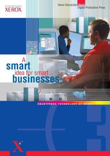 businesses smart - Schwarz auf Weiss