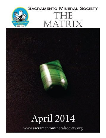 SMS - The Matrix - April 2014