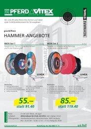 HAMMER-ANGEBOTE - Schwarz Stahl AG