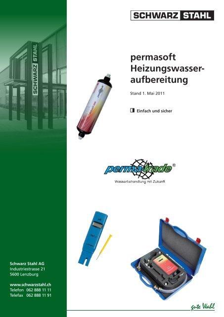 Download Permasoft-Preisliste - Schwarz Stahl AG