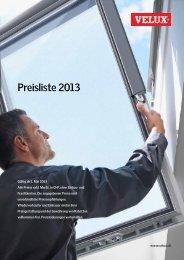 Öffnen - VELUX Schweiz AG
