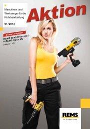 Maschinen und Werkzeuge für die ... - Schwarz Stahl AG