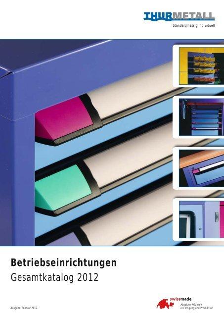 Breite 1000 mm - Thur Metall AG