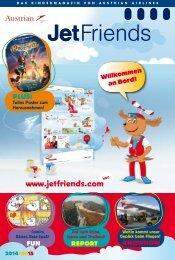 JetFriends 2014