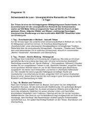 Bodensee mit Insel Mainau – 4 Tage - Schwarzwald-Reisen