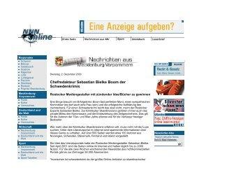 im PDF-Format weiterlesen - Schwedenkrimi.de