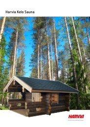 Harvia Kelo Sauna (PDF) - Schwedenservice24