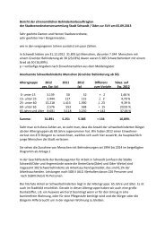 Bericht der ehrenamtlichen Behindertenbeauftragten der ...