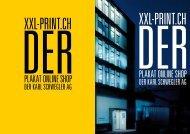 derplakat online shop derplakat online shop - Karl Schwegler AG