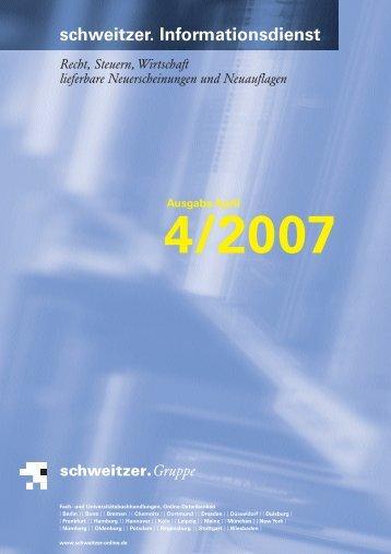 Infodienst April:Infodiuenst.qxd