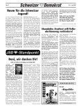 Weniger Rechte für junge Schweizer? - Schweizer Demokraten SD - Page 2