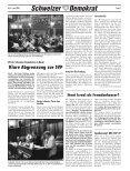Weniger Rechte für junge Schweizer? - Schweizer Demokraten SD - Page 7