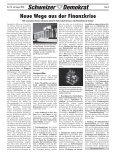 Gebürtige Schweizer – Bürger 2. Klasse! - Schweizer Demokraten SD - Page 3