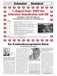 Gebürtige Schweizer – Bürger 2. Klasse! - Schweizer Demokraten SD - Page 5