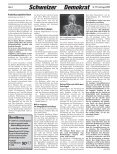 Gebürtige Schweizer – Bürger 2. Klasse! - Schweizer Demokraten SD - Page 6