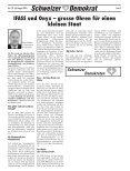 Nein zur Ost-Zuwanderung - Schweizer Demokraten SD - Page 3