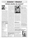 Nein zur Ost-Zuwanderung - Schweizer Demokraten SD - Page 7
