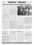 Volksrechte stärken! - Schweizer Demokraten SD - Page 3