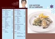 Les saveurs de la campagne» von Pascale ... - Schweizer Fleisch