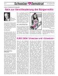 DémocrateSuisse - Schweizer Demokraten SD - Page 4