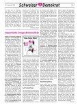 DémocrateSuisse - Schweizer Demokraten SD - Page 5
