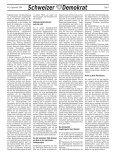 DémocrateSuisse - Schweizer Demokraten SD - Page 7