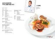 Köstlichkeiten» von Sonja Gfeller - Schweizer Fleisch