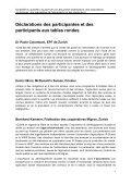 Déclarations des participantes et des ... - Schweizer Fleisch - Page 2