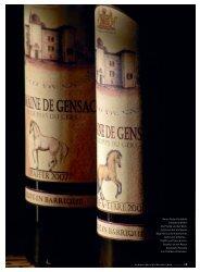 Château de Gensac - Schweizerische Weinzeitung