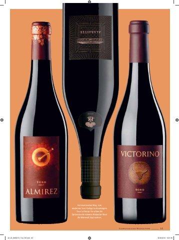 Toro - Schweizerische Weinzeitung