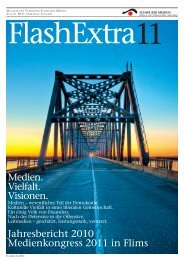 Umschlag_Montage:Layout 1 - Verband Schweizer Presse