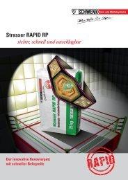 Strasser RAPID RP sicher, schnell und unschlagbar - SCHWENK ...