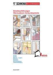 WDVS Details - SCHWENK Putztechnik GmbH & Co. KG