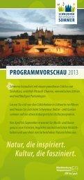 Flyer Kultur- und Gartensommer (pdf) - Schwerin
