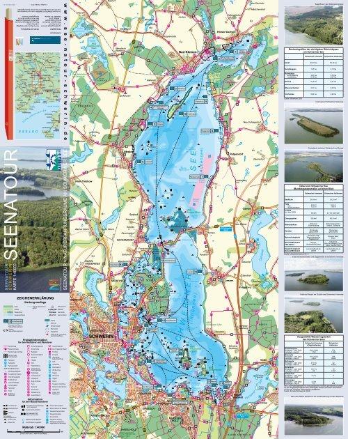Karte Seenatour Schwerin Pdf