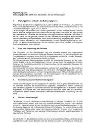 Auslegungsdaten für belüftetes Misch- und ... - Schwerin