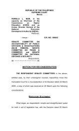 motion for reconsideration - Philippine Center for Investigative ...