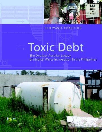 Ecowaste Coalition - Philippine Center for Investigative Journalism