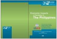Economic impacts of sanitation in the Philippines