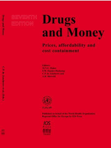 Drugs and Money - World Health Organization