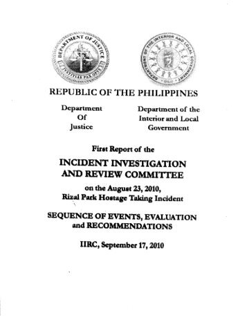 to download pages 61-82 of - Philippine Center for Investigative ...