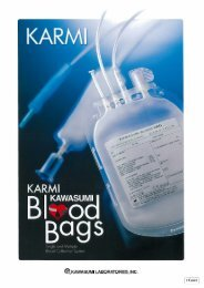 Download Blood bags catalogue - Beohem-3