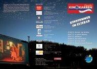 Kinosommer im Elsebad - Stadt Schwerte