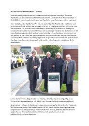 40 Jahre Partnerschaft Wandhofen – Violaines ... - Stadt Schwerte